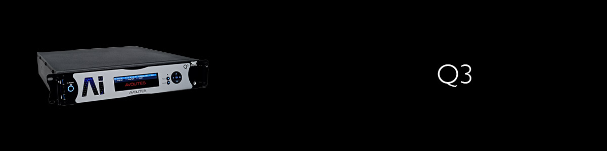 Q3 server part of the Q-Series